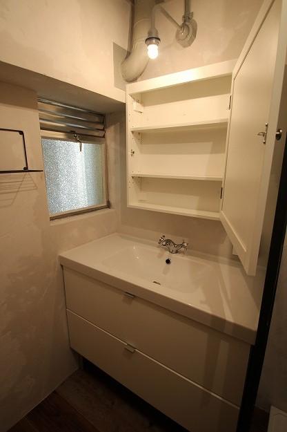 大和屋308洗面台オープン