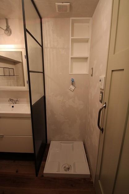 大和屋308洗濯機置き場